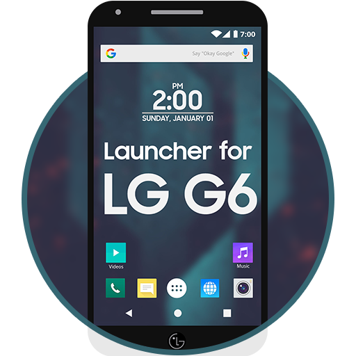 Launcher for LG G6
