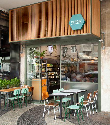 thiết kế quán ăn nhanh - thiết kế cửa hàng ăn nhanh 2