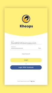 Kheops - náhled