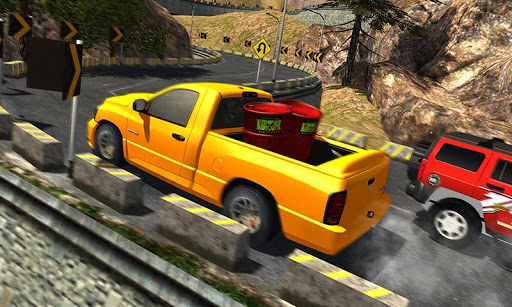 Uphill Cargo Pickup Truck Driving Simulator 2017 for PC