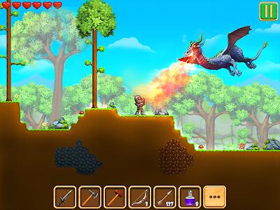 Adventaria: 2D World of Craft & Mining 1.5.0 (Mod)