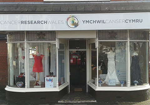 Cancer Research Wales Penlline Road Whitchurch