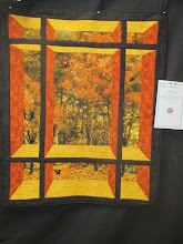 """Photo: Audrey Young - """"Fall's Enchantment""""VOTED FAVORITE ART QUILT"""