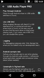 USB Audio Player PRO- 스크린샷 미리보기 이미지
