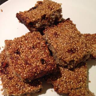 Quinoa Breakfast Bars.