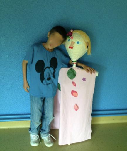 Atelier art thérapie marionette