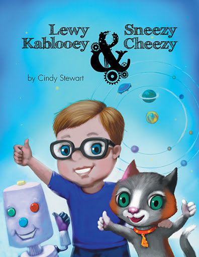 Lewy Kablooey & Sneezy Cheezy cover