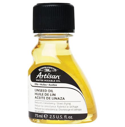 Linseed oil W&N Artisan