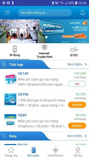 My VNPT 3.1.32 Screenshots 1