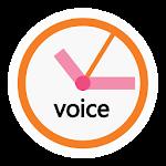 Time Voice Icon