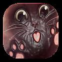 Kitten live wallpaper icon