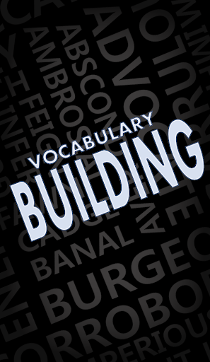 Vocabulary Builder General