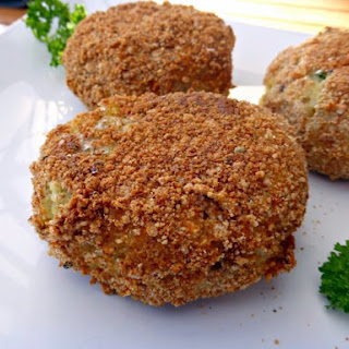 Homemade Baked Cod Fishcakes Recipe