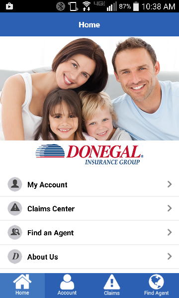Donegal Mobile- screenshot