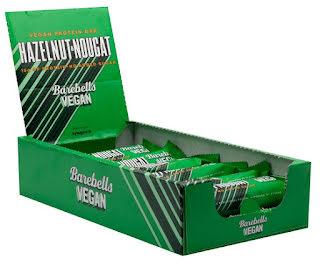 Barebells Vegan Bar Hazelnut & Nougat