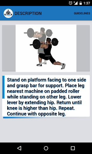 Physical Fitness 1.4 screenshots 4