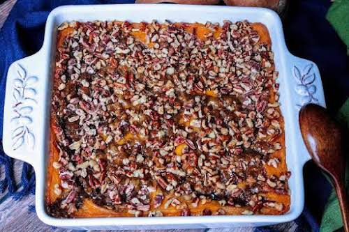 """Sweet Potato Casserole""""This is an old recipe that I tweaked ever so..."""