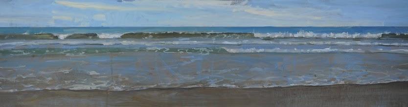 Photo: Ocean Series 36 18x48 2000