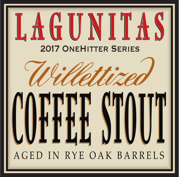 Logo of Lagunitas Willettized Coffee Stout 2017