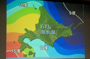 北海道の気候多様性