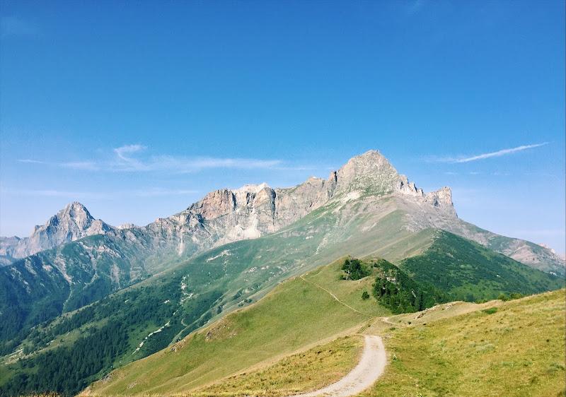 Il sentiero per la cima di greta_rivoira