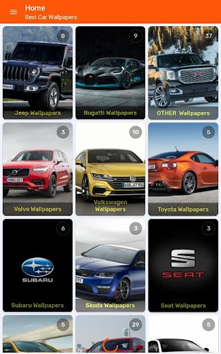 Best Car Wallpapers 2.2 Screenshots 9
