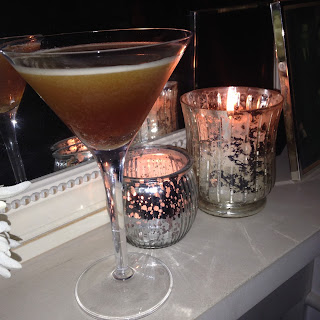 Vodka Espresso Martini.