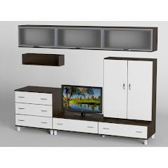 Гостиная-5 производства Черниговской фабрики Тиса мебель