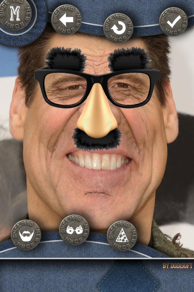 Скриншот Face & Body Warp & Agingbooth