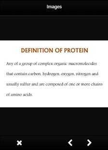Definice biotechnologie bílkovin - náhled
