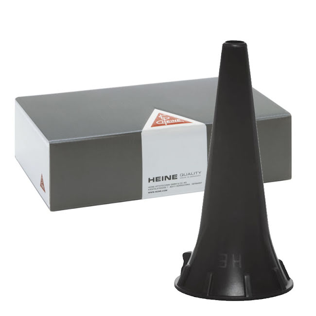 HEINE AllSpec Otoskop Örontrattar 2,5mm, 1000st