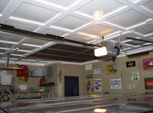 Garage Ceiling Design Ideas