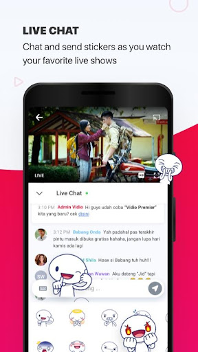 Vidio screenshot 8