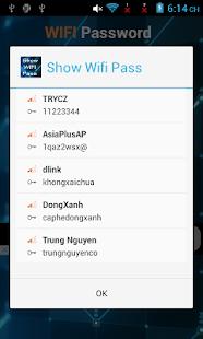 Screenshots of Show Wifi Password 2016 - Root for iPhone