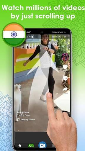 IndiVid screenshot 1