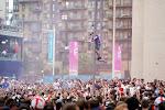 🎥 Chaos in Wembley: supporters zonder ticket bestormen stadion