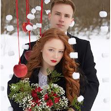 Wedding photographer Olesya Vereschagina (OleVer). Photo of 11.02.2016