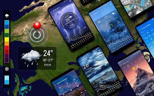 Weather Forecast 1.2.9 screenshots 4