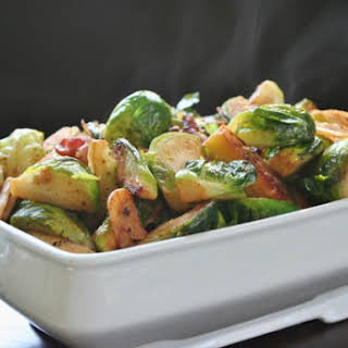 Chicken Bacon Brussel Sprouts Recipes.