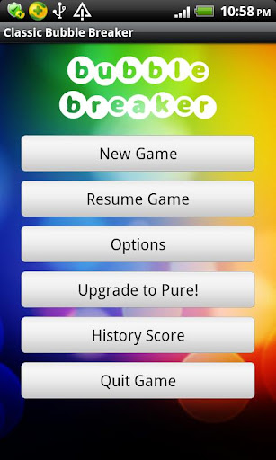 Classic Bubble Breaker(free) android2mod screenshots 3