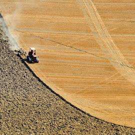 by Tomasz Budziak - Transportation Other ( tuscany, landscapes, italy )