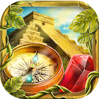 Ancient Temple Escape Hidden Objects Game icon