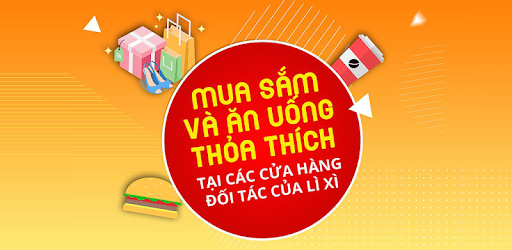 Lixi is a food delivery and cashback app in Vietnam