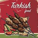 Turkish cuisine recipes icon