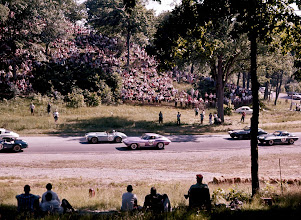 Photo: Corner 12 Road America 1963 June Sprints