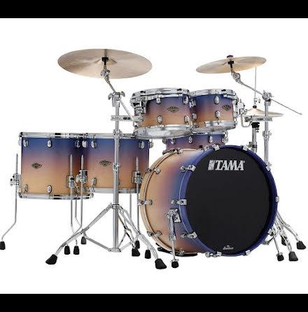 Tama Starclassic Walnut/Birch - WBS52RZS-SAF - Satin Purple Atmosphere Fade