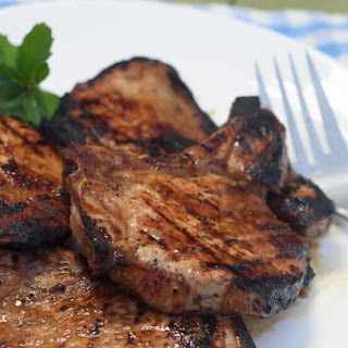 How To Grill Pork Chops.
