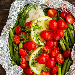 Tilapia Baked With Tomatoes Recipes