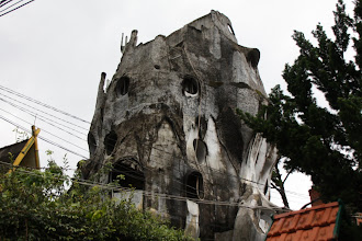 Photo: Year 2  Day 16  -  The Renowned Crazy House in Dalat #2