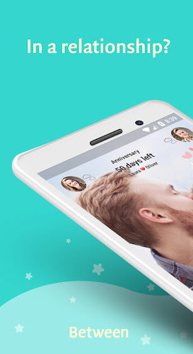 Screenshot for Between - Private Couples App in Hong Kong Play Store
